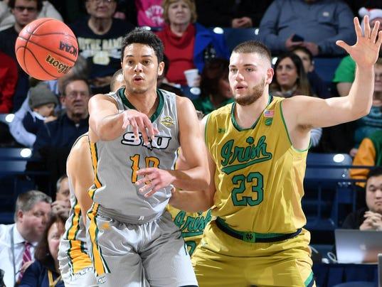 NCAA Basketball: Southeastern Louisiana at Notre Dame