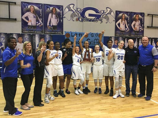 Gateway Charter girls basketball