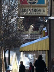 Cavanaugh's Grocery & Deli has been a fixture on Leroy