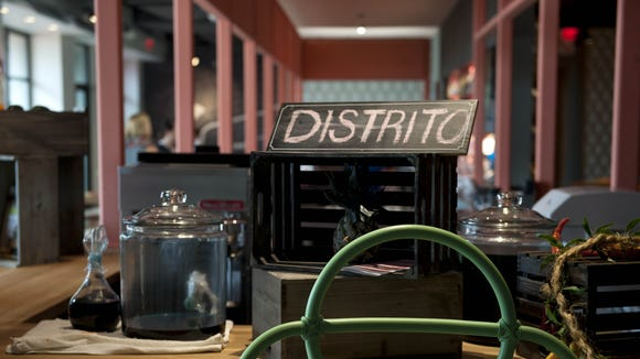 Haven't tried Distrito? Restaurant Week is a good time to do it.