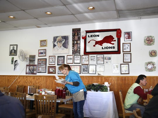 Savannah's Country Buffet on Gaines Street, pictured
