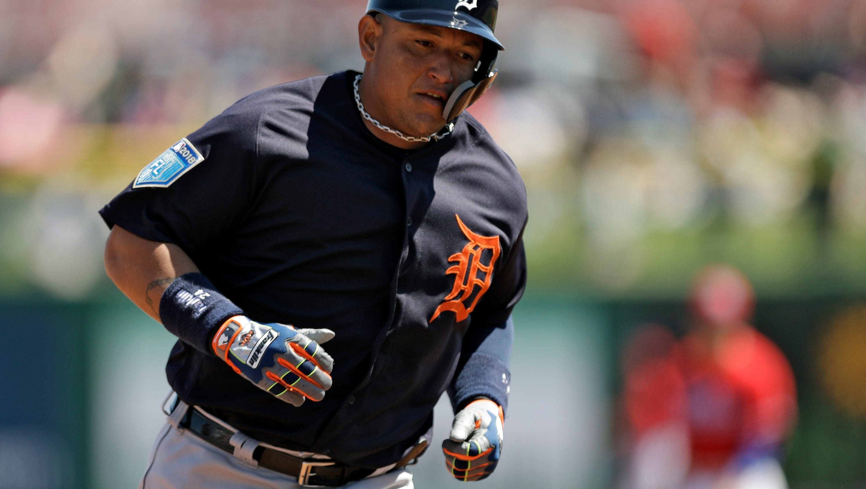 ff580da36fceb Ballbug  2018 Detroit Tigers  Scout s opinion on every player on the roster  (Anthony Fenech Detroit Free Press)