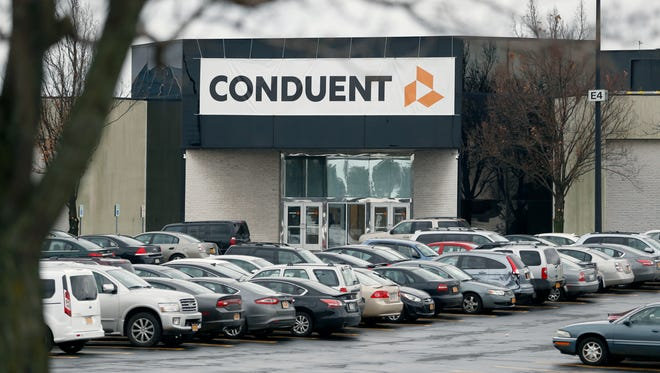 The Conduent Call Center at Medley Centre.