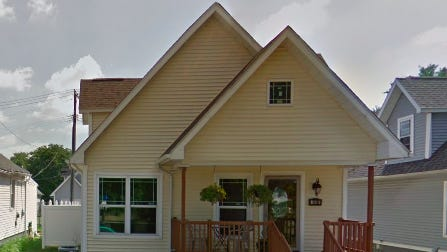 Sale of the yellow house at 1438 Seventeenth St. in Hubbard-Richard is pending at $239,000, a 40% increase from two years ago.