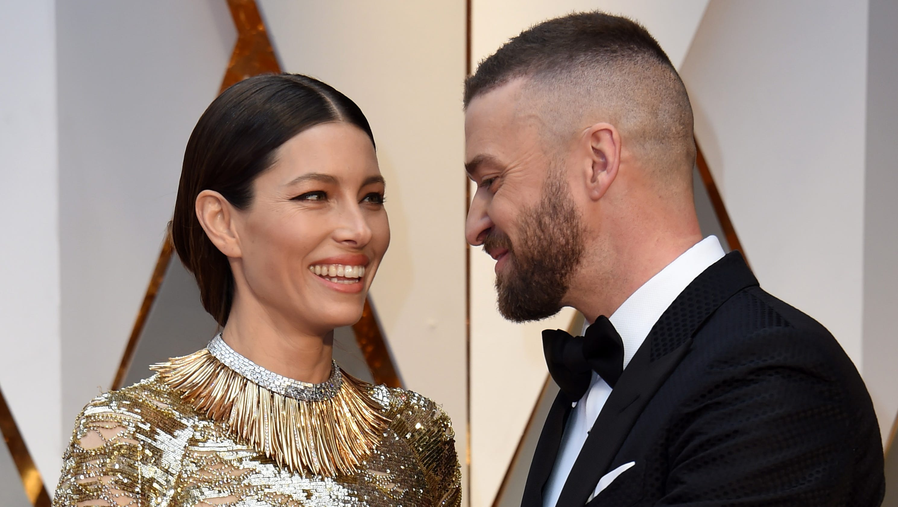 photo Jessica Biel and Justin Timberlake Are Already Starting Sex Ed for Their 2-Year-Old