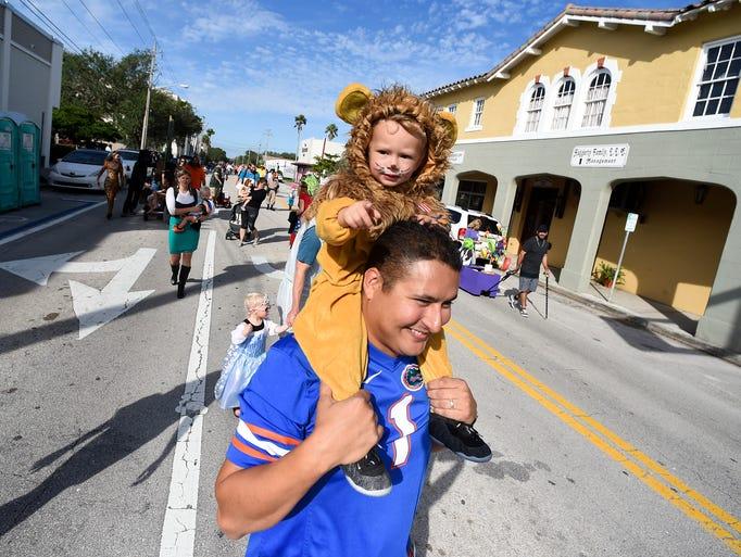 59th annual Halloween Parade & Costume Contest in Vero Beach