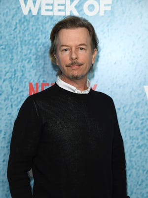 """David Spade spoke of his sister-in-law, Kate Spade, who died by suicide in June, on """"Good Morning America"""" Wednesday, July 18."""