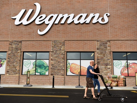 The grand opening of Wegmans in Hanover was held on July 23.