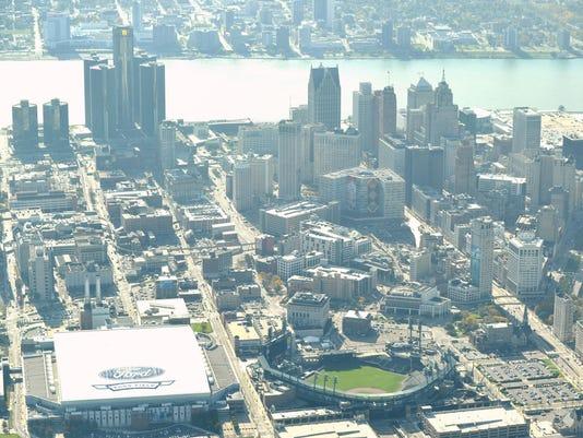 file -- detroit skyline