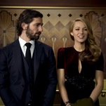 "Michiel Huisman and Blake Lively star in ""The Age of Adaline."""