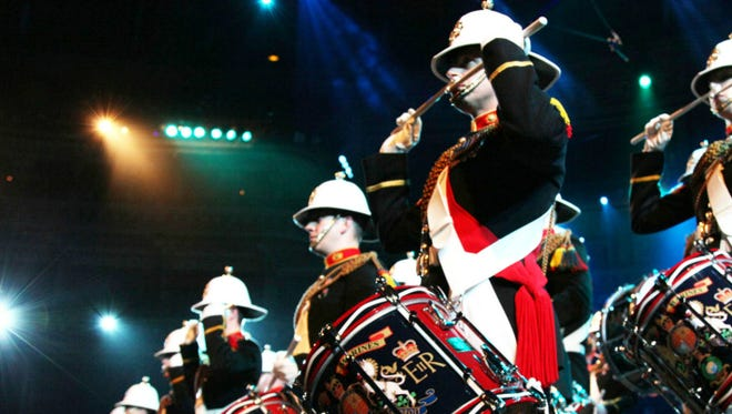 The History of The Band of the Royal Marines