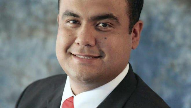 Oscar Ugarte.