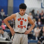 D.J. Carton schedules first two official visits