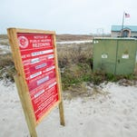 Pensacola Beach zoning changes requested for new beach parking lot, dune preservation