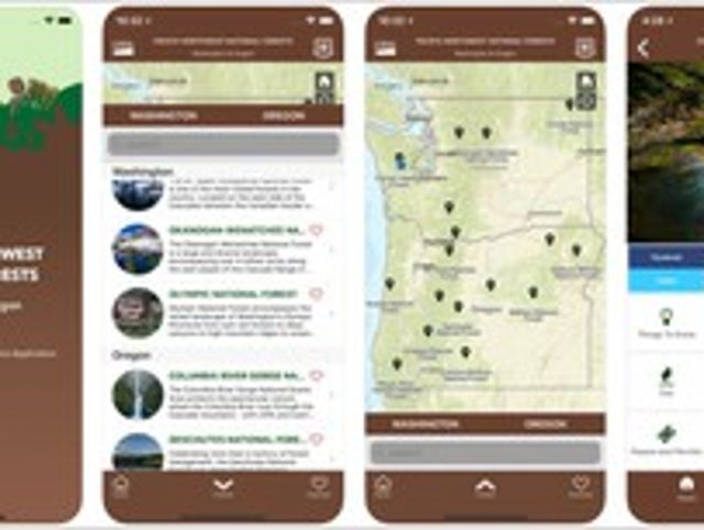 New Forest Service app for Pacific Northwest is \'first of ...