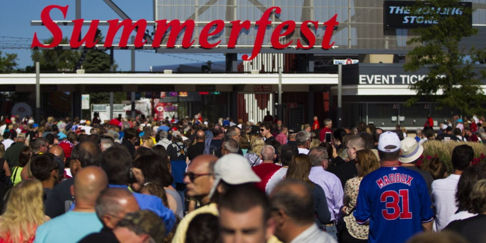 dating rules in 2019 summerfest bands