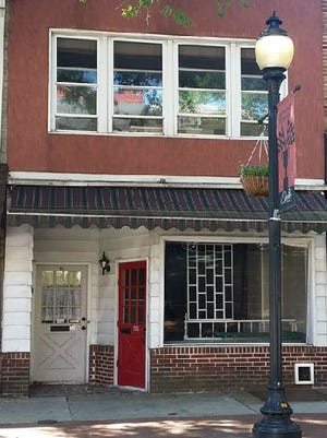 The former site of Young's Photography Studio on Dover's Lookerman Street is one of 13 commercial properties Project Pop-Up is making available rent-free for three months this holiday season.