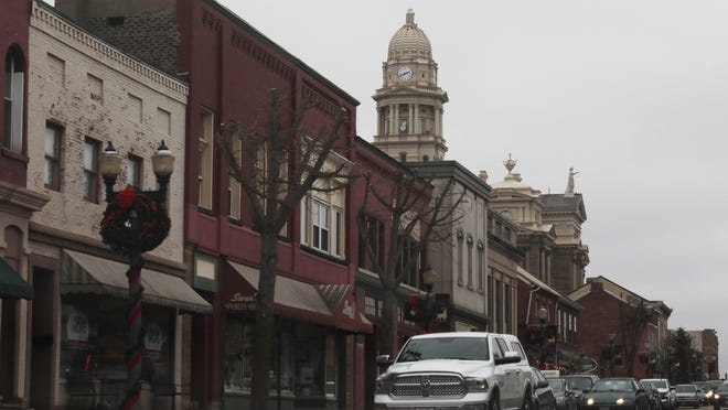 In many rural communities such as St. Clairsville in Belmont County, voters have little faith in the government's ability to ensure the security of mail-in ballots.