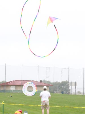 Kites Over Grinnell will be Saturday, Sept. 30.