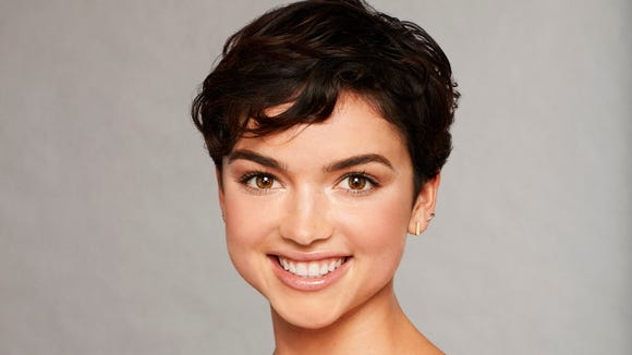 Bekah Martinez was a contestant on 'The Bachelor.'