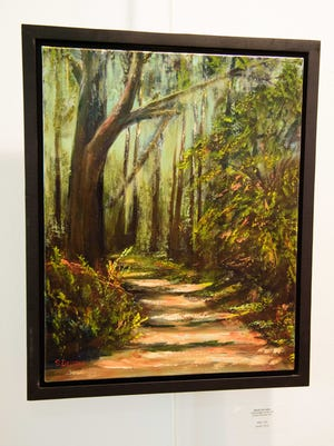 The Council On Culture & Arts (Tallahassee/ Leon County) presents The Great Outdoors Art Gallery featuring paintings and photographs from local artists on Fri., Jan. 29, located on the second floor of City Hall in Tallahassee, Florida.