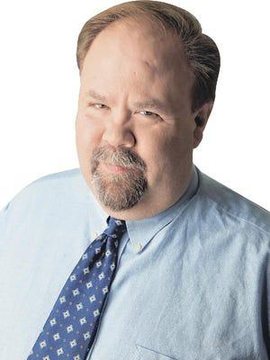 """""""Under the Dome"""" Columnist Jeff Mitchell"""