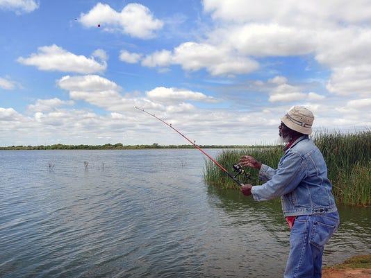 Fishing Lake Wichita