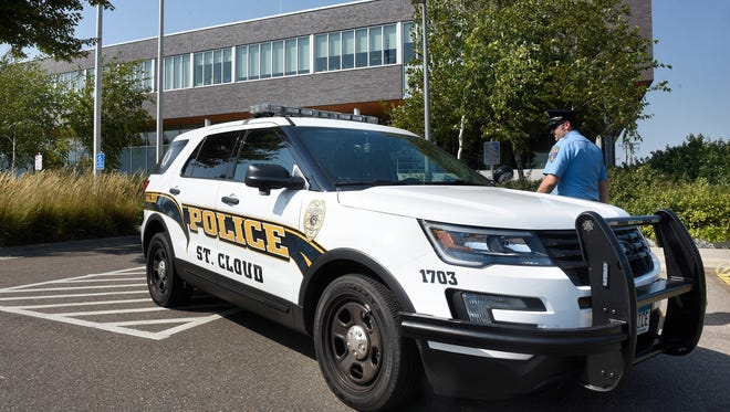 The St. Cloud Police Department plans to add one new officer and pay for some new equipment, including three new squad cars similar to the one pictured, according to the city's 2018 budget.
