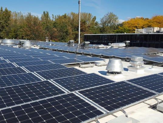 20151009 BUR BED solar array