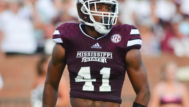 Mississippi State safety Mark McLaurin leads the team with three turnovers since taking over a starting role four weeks ago.