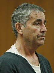 Thomas Dorsett appears in court in 2011.