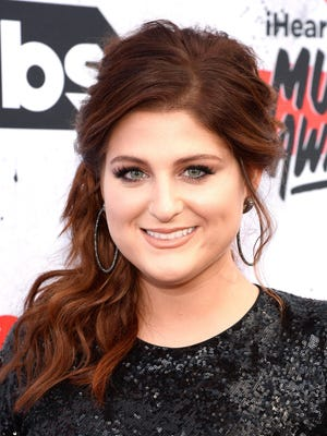 Meghan Trainor will play at 7 p.m. Aug. 8.