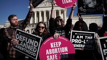 Abortion rights being chipped away