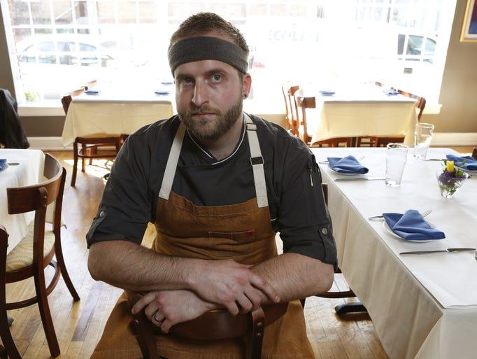 Chef Andrew Mersmann