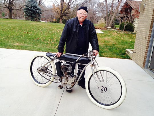 """Cedar Rapids engineer and inventor Francis Lebeda created several props for the upcoming Tom Hanks spy thriller """"Bridge of Spies."""""""