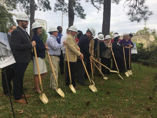 Envision Credit Union Groundbreaking