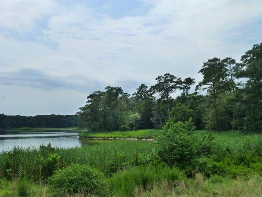 The Delaware Botanic Gardens at Pepper Creek