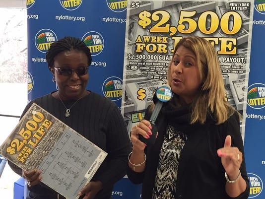 NY Lotto Winner