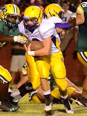 Trousdale County's Tanner Lannom