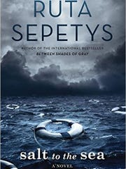 'Salt to the Sea' by Ruta Sepetys.