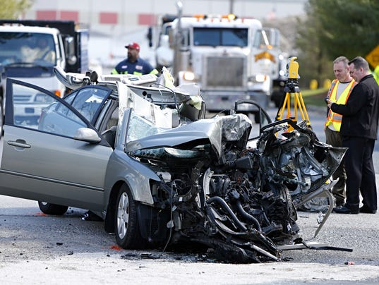 Terry Glen Car Accident