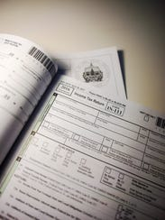 Vermont income tax return form on Tuesday, December