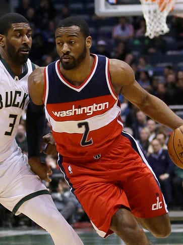 John Wall said he's been frustrated with his team's