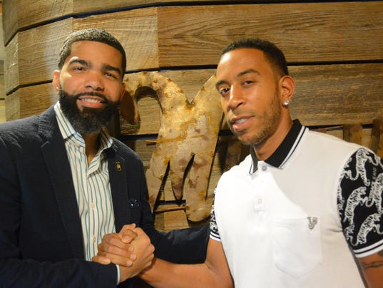 Ludacris, Jackson mayor