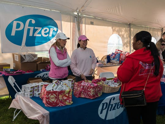 Horizon Blue Cross Blue Shield of New Jersey is one of three honorees at this year's Susan G. Komen North Jersey Pink Tie Party on March 16. The other two honorees are Pfizer and 15-year volunteer Jennie Silecchia.