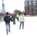 The Horizon Riverfront Rink in Wilmington.