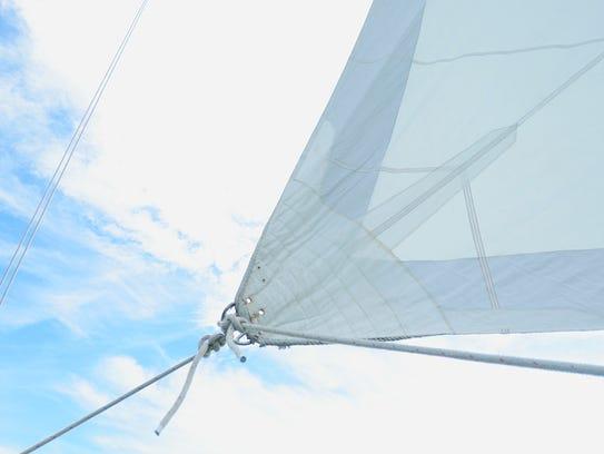 Andrew Sadock, owner of sailboat Jakab, hopes to make
