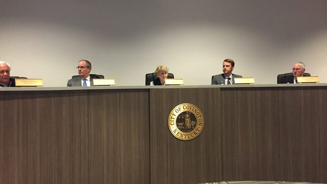 Covington City Commission will consider a 2 percent insurance tax hike.