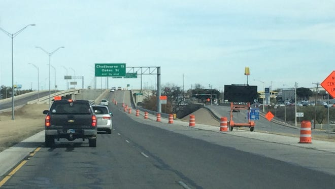 TxDOT update of projects in the San Angelo area.