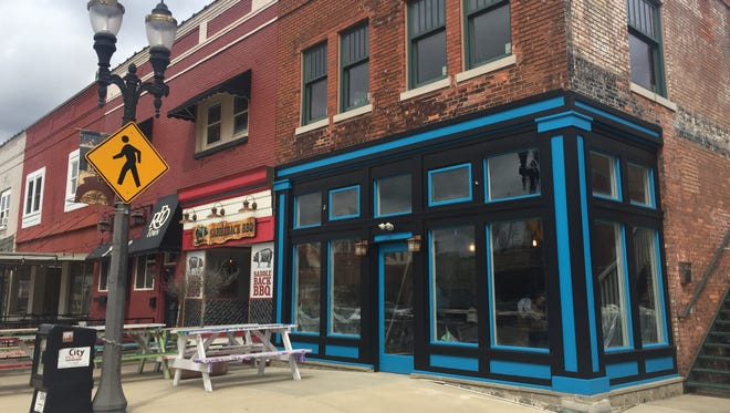 Blue Owl Coffee opens at 7 a.m. Monday at 1149 S. Washington Ave. in REO Town.